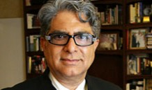 Deepak Chopra speaks on hunger and Akshaya Patra