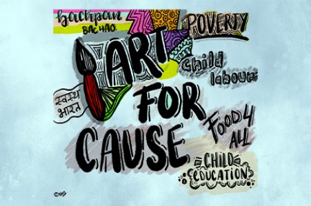 Art for A Cause