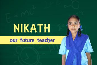 Meet Nikath, a girl with a vision
